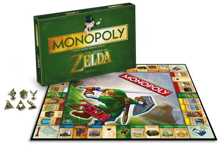 Monopoly Zelda édition - Acheter vendre sur Référence Gaming
