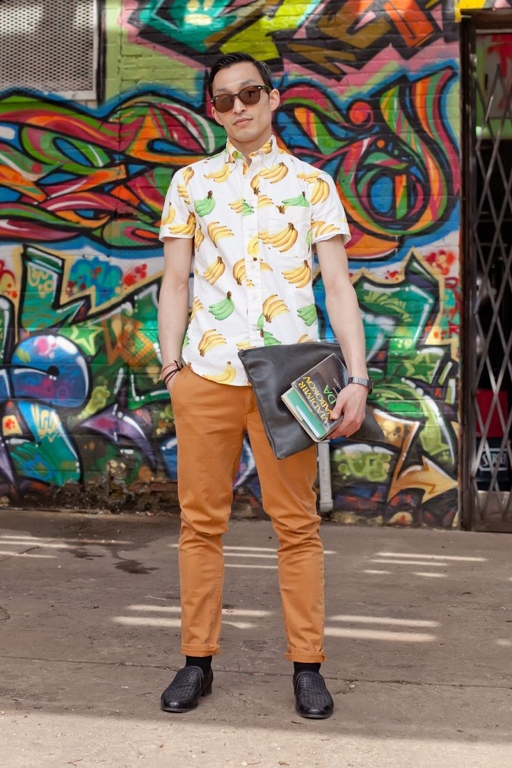 Aaron  #streetstyle #fashion #menswear #spring