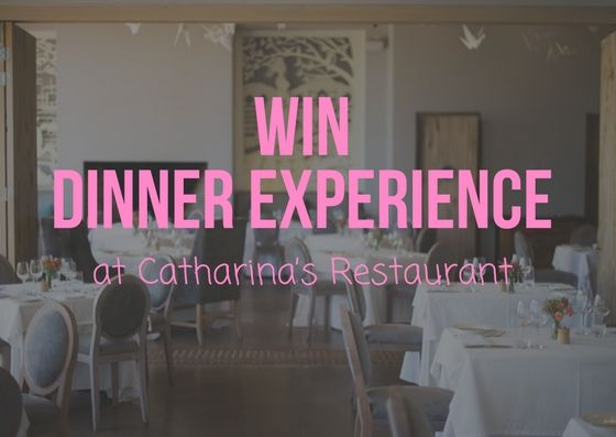 Cathatina's Restaurant at Steenberg is one of the top Restaurants in Cape Town and we are lucky to have a Dinner Experience to give away for you this season. To win this R600 valued experience sim