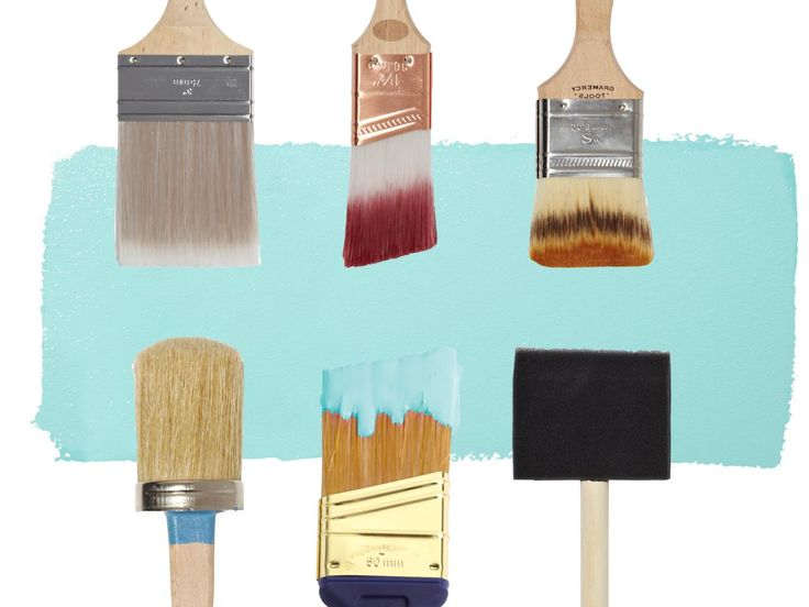 Do you know the difference between all these paintbrushes? #hgtvmagazine http://www.hgtv.com/design/make-and-celebrate/handmade/get-to-know-your-paintbrushes-pictures?soc=pinterest