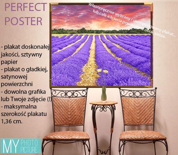 #Perfect #Poster to #plakat inny niż wszystkie! Zapewnia #obraz doskonałej jakości, drukowany na sztywnym papierze o satynowym, gładkim wykończeniu.