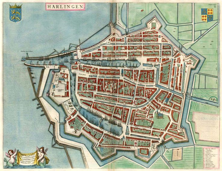 11 best 17th18th century Dutch city maps images on Pinterest