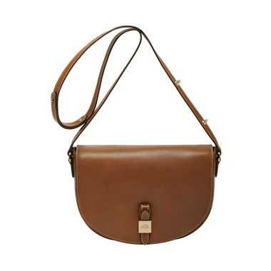 Tessie Satchel in Oak Soft Small Grain | AW14 Main | Mulberry