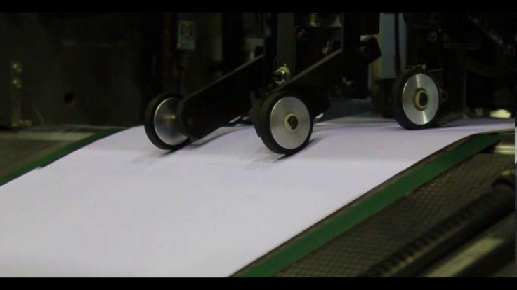 Depois de definirmos corretamente o tipo de papel a utilizar, é hora de o pormos a correr!