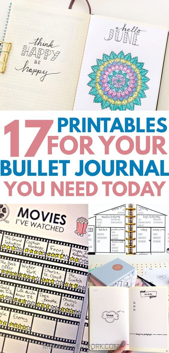 Unique FREE BULLET JOURNAL PDF PRINTABLES. Collection, spreads setup inspiration. Gratitude log, coloring page, stickers, mental health tracker, habit tracker, brain dump, mood tracker, house projects, birthday tracker, reading list, productivity meter, vision board #bujo #bujoing #bulletjournal #bulletjournallove #bulletjournaladdict #bulletjournaljunkie #bujolove #bujoinspire #bujoinspiration #bujocommunity #bujojunkies #bulletjournalcollection #printables #freeprintable #cheatsheet