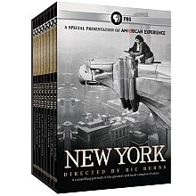 An elegant, lyrical and compelling portrait of the greatest and most complex of cities.  This definitive series chronicles the history of New York from its founding in 1624 as a Dutch trading post to its continuing pre-eminence as the cultural and economic capital of the world.