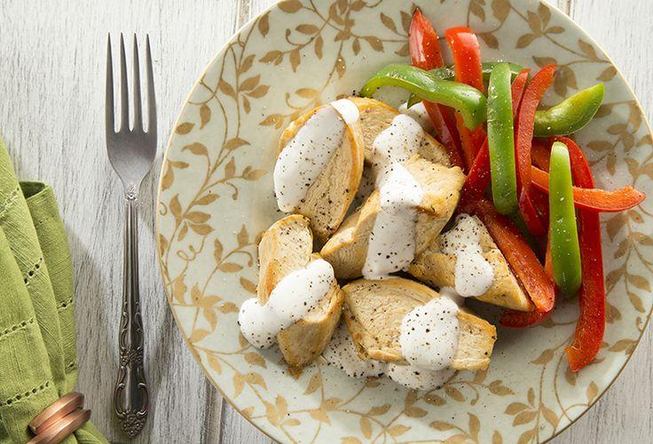 Comparte con toda tu familia y seres queridos las deliciosas recetas que Philadelphia lleva a tu mesa. Cocina un rico pollo en salsa blanca Philadelphia.