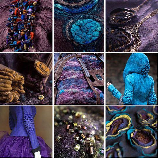 Diana Nagorna by Folt Bolt - the colorful art palette