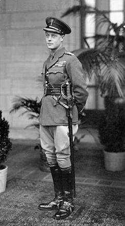 Eduardo VIII do Reino Unido – Wikipédia, a enciclopédia livre