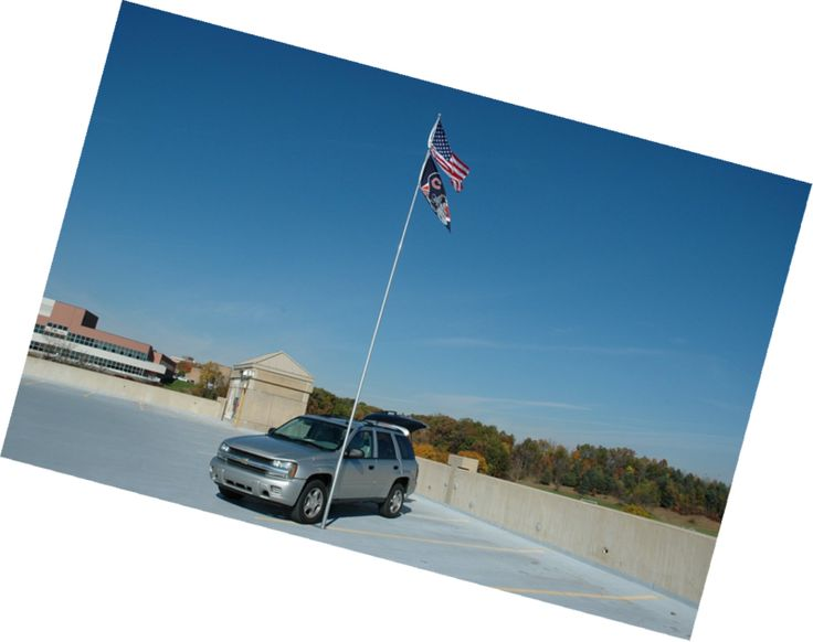 Flag Poles and Parts 43536: Flagpole To Go 28-Foot Fiberglass Portable Flagepole -> BUY IT NOW ONLY: $121.09 on eBay!