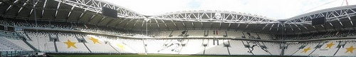 Juventus museum e Juventus stadium 02-12-2012