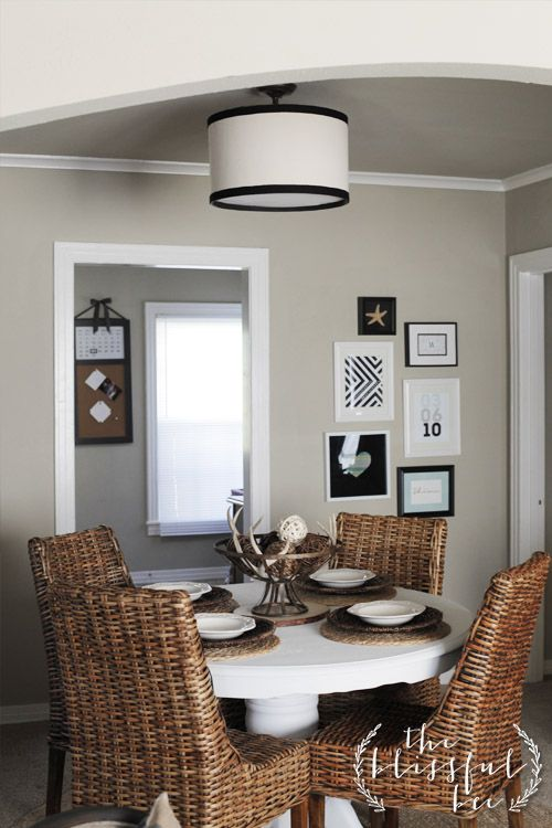 "DIY Drum Pendant ""Cover Up"" Light 