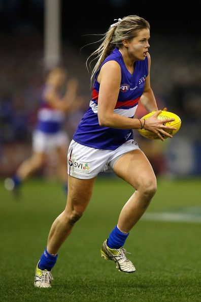 AUDIO: Katie Brennan discusses Women's AFL on Morning Glory