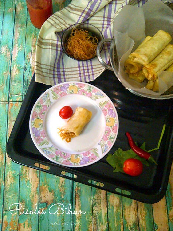 Dapur Comel Selma: Risoles Bihun