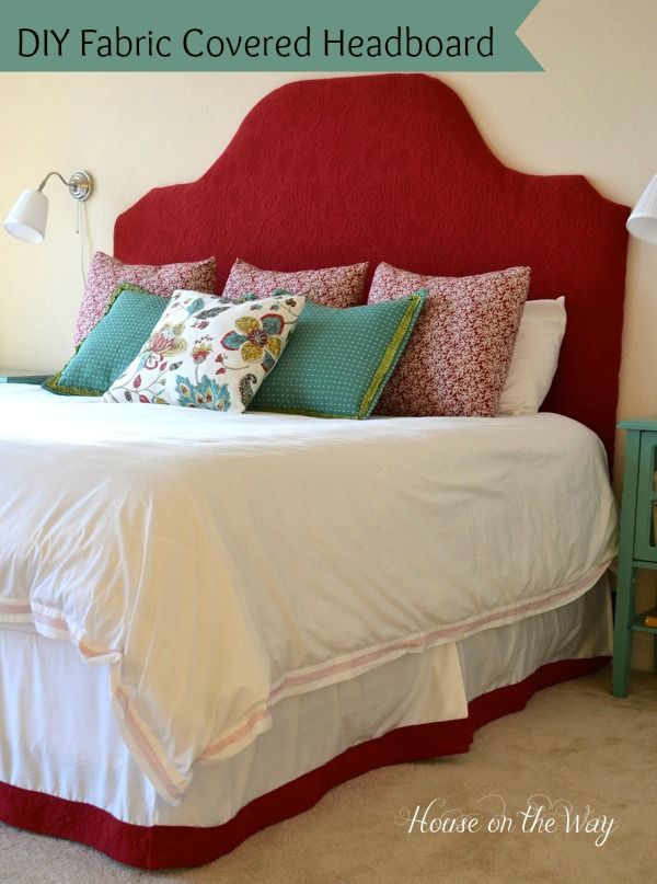 1000 ideas about headboard cover on pinterest small for Headboard cover ideas