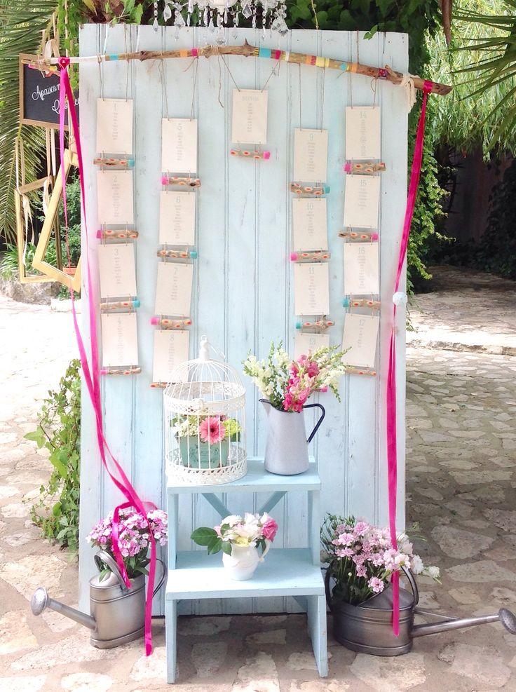 Marcação de lugares na quinta do Hespanhol . Find your place spot at The quinta do Hespanhol in Portugal #QuintadoHespanhol #RusticWeddings #WeddingFlowers