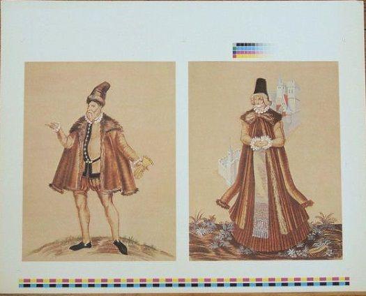 Cybis Art Prints of Early Polish Portraits | The Cybis Archive