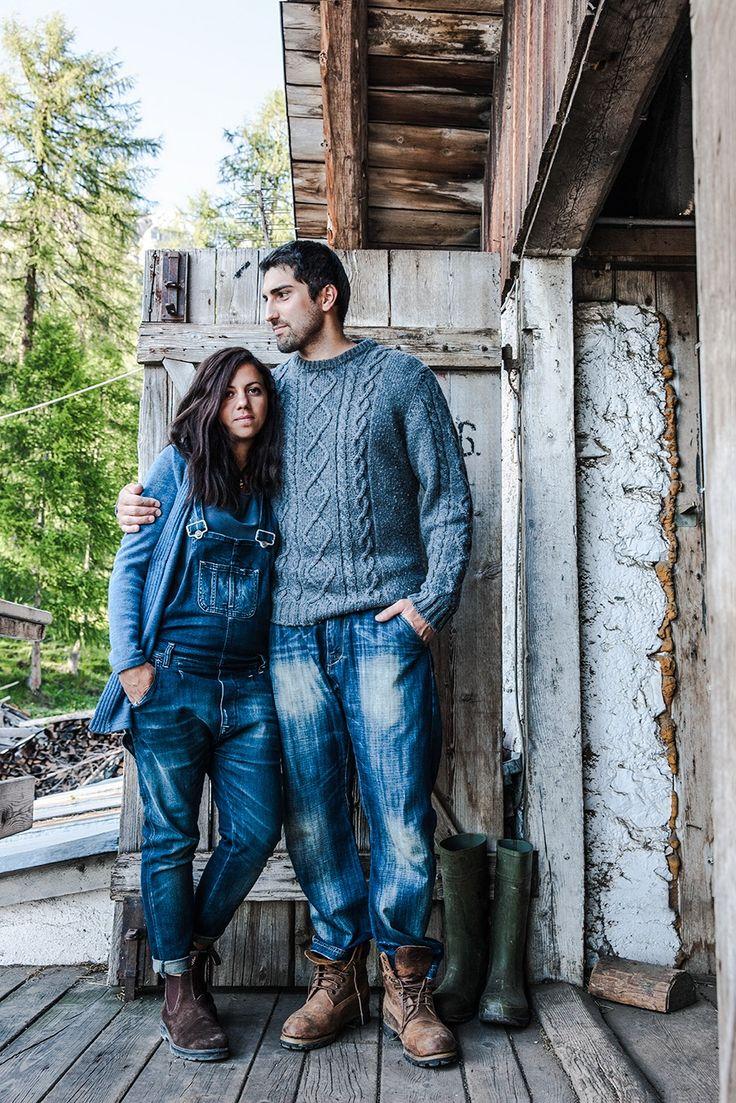 Stefania Giorgi Photography. Riccardo Gaspari e Ludovica Rubbini. El Brite, Cortina. www.theillusionist.photo
