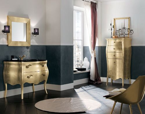 Classic Bathroom Furniture With Antique Look