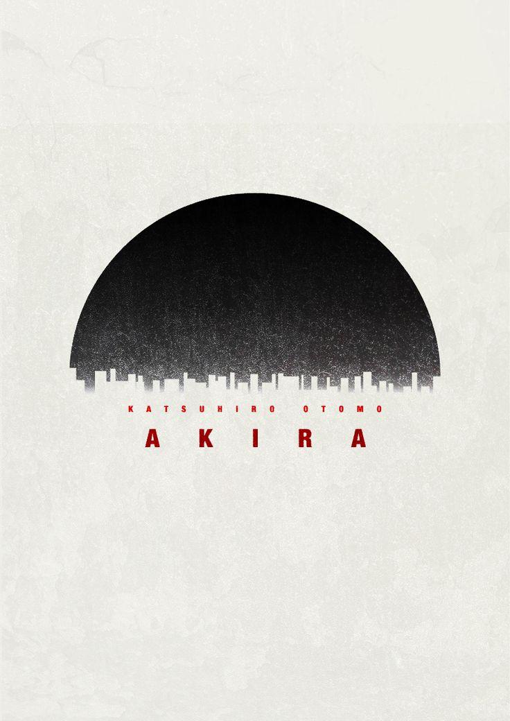 Anime: Animal Movies, Poster Design,  Dirig, Movies Posts, Alternative Movies, Cinemat Movies, Akira Movies, Graphics Design, Minimal Movies Poster
