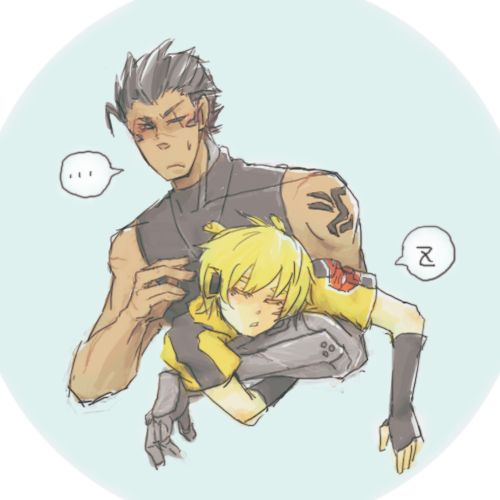 Hm : Ironhide and Bumblebee. by 90ryuya.deviantart.com on @deviantART