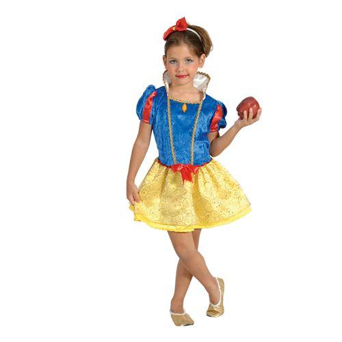 Μικρή Χιονάτη αποκριάτικη στολή για κορίτσια