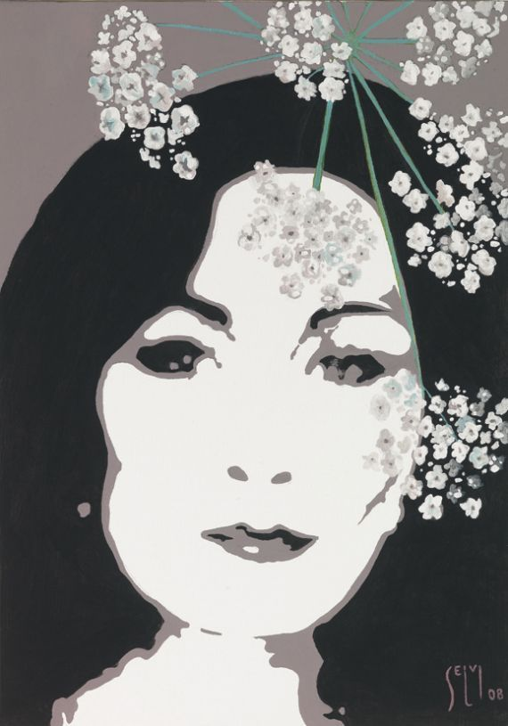 Angelica Huston (2008) dalla Francesca Selvi
