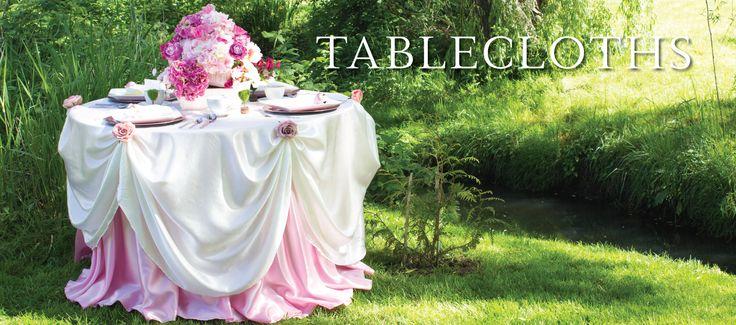 Rent Tablecloths