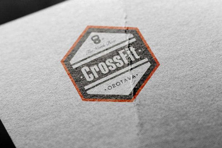 Crossfit Orotava Identidad Corporativa.