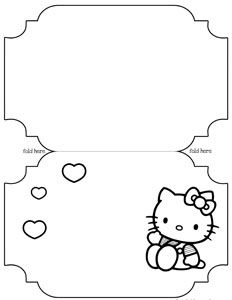 Printable Birthday Cards For Girls Black And White – printable ...