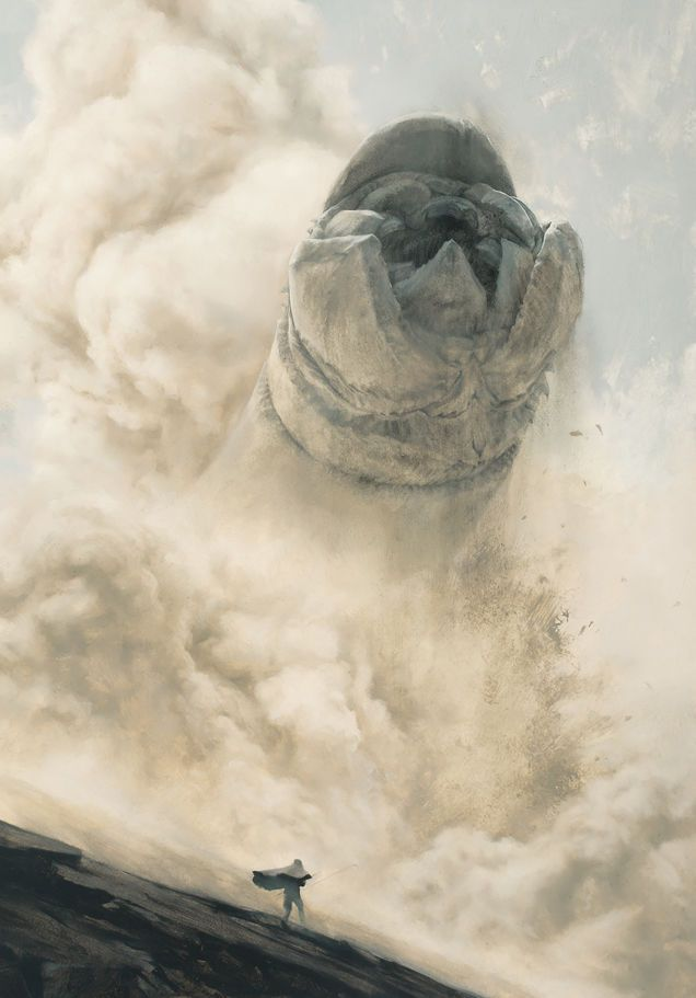 A Radiant Collection Of Dune Art