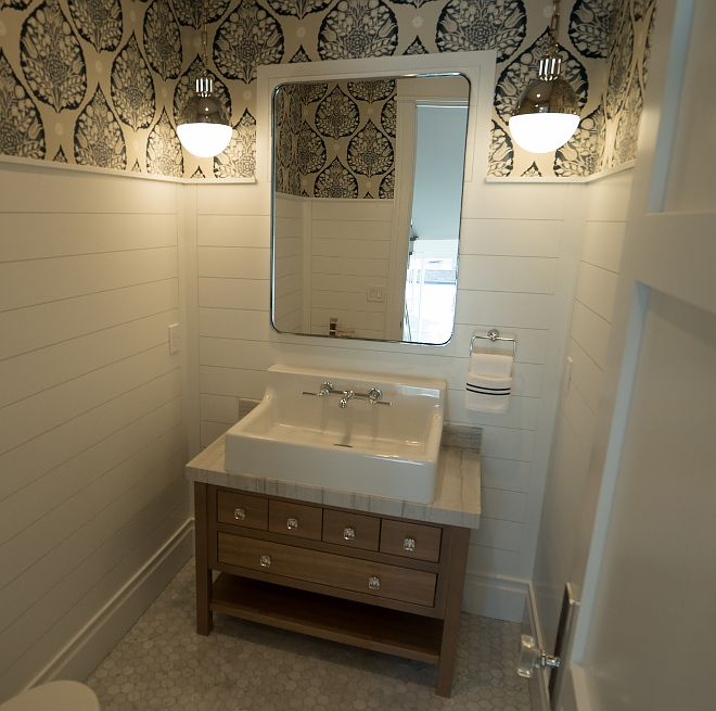 Shiplap Bathroom Vanity: 104 Best Planks, Planking, Shiplap Images On Pinterest