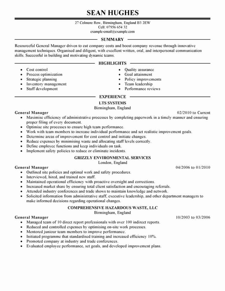 Kitchen Manager Job Description Resume Beautiful Best
