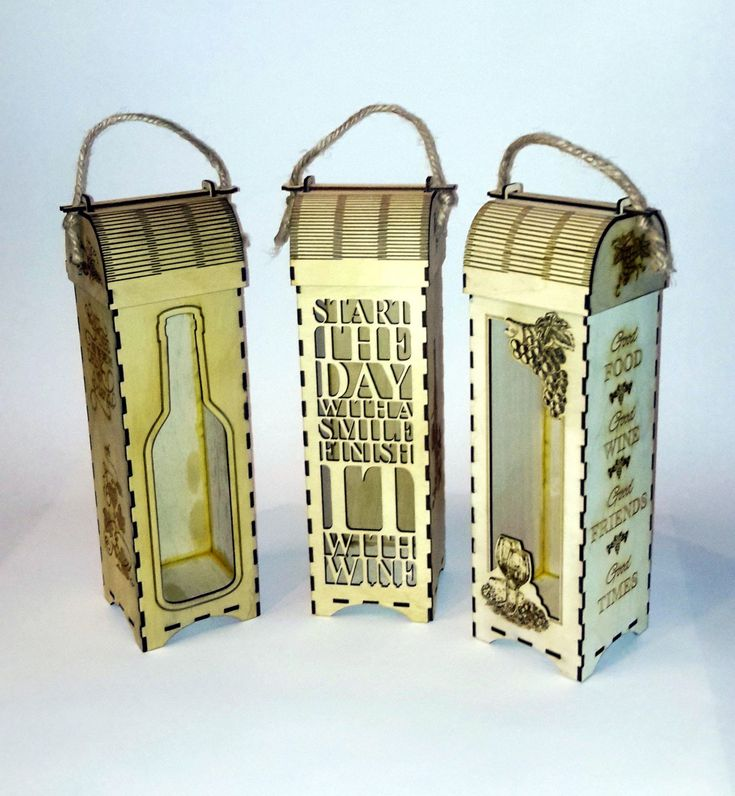 Laser Cut and Engraved Wine Boxes Retail for $35.00. Please visit www.majesticlaserimaging.com for more information.