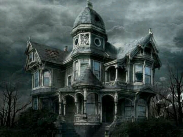 Would You Paint Your House Black? | Gothic architecture, Gothic ...