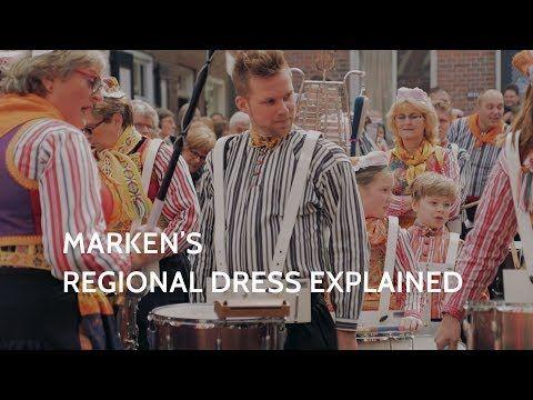Film Community Dressing; Klederdracht uit Marken uitgelegd