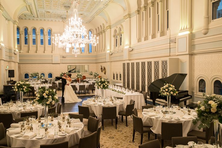 The Tea Room QVB Wedding Venue