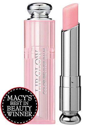 Dior Addict Lip Glow - Dior Makeup - Beauty - Macys todas deberian de tener uno ! Balsamo hidratante y realza tu color  natural de labios