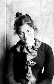 Emily Carr, Canadian painter, beautiful and rather badass. She was kicked out of the 'Ladies Art Club' for cursing and smoking, and was associated with the Group of Seven, She kept many pets, including a monkey. She painted the Canadian landscape and First Nations traditions, because she feared they would soon disappear.