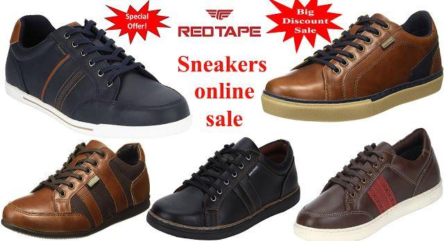 Fashion ki Loot: red tape shoes sale on