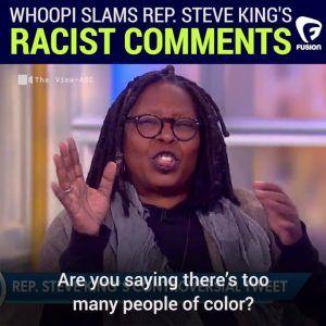 Rep. Steve King said that he wants a homogenous America where everyone looks a lot the sa #news #alternativenews