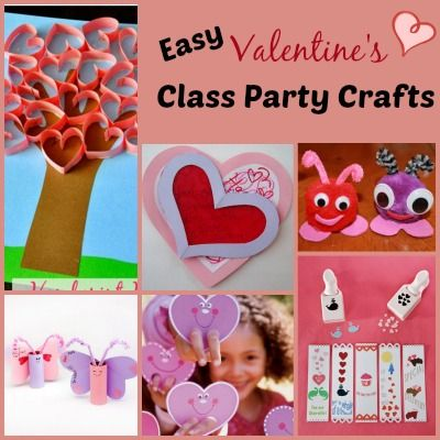 Room Moms ALERT: Great Valentine's Day Class Projects