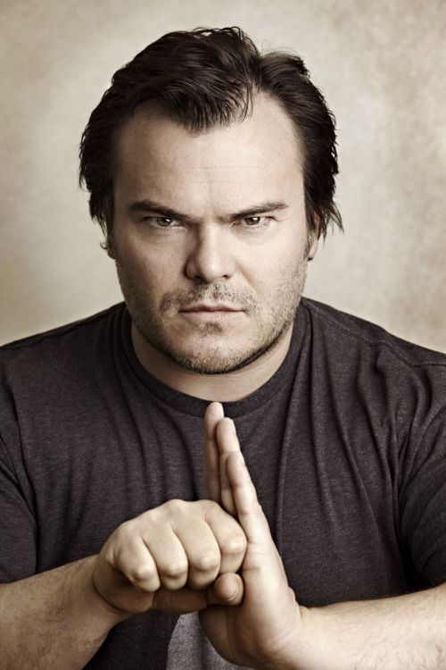 Jack Black! He's the man!