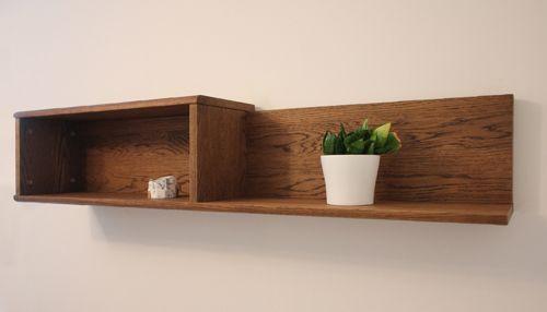 Olten - Wall Shelf #oak #wood #furniture #home #interior #decor #interiorinspiration #livingroom #diningroom #kitchen #lounge #house #shelf