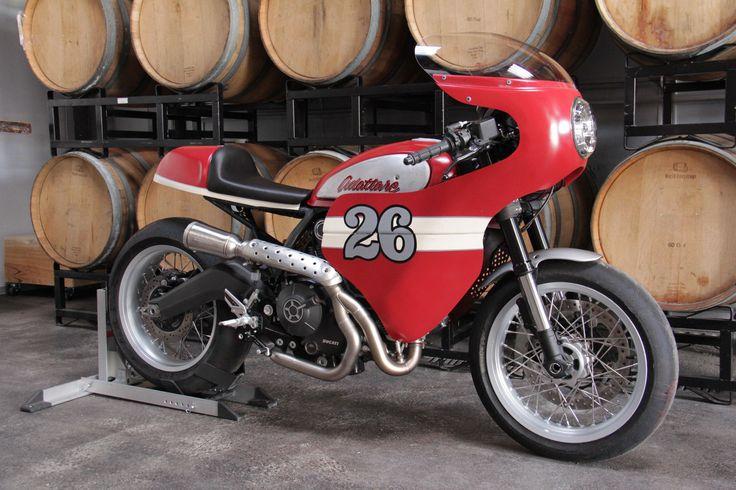 Ducati Scrambler FOR SALE - $ 11k 💪💥 Visit caferacerforsale.com to buy #ducaticaferacer #caferacerforsale #caferacer