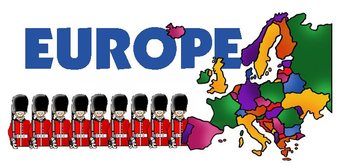 Europe - FREE Lesson Plans & Games for Kids