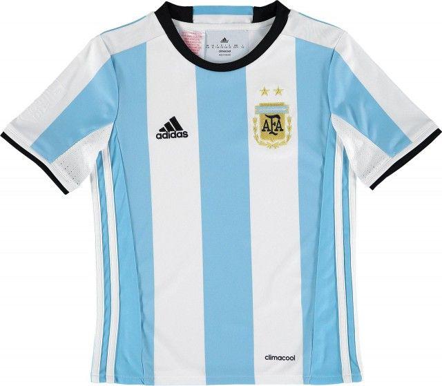 Camisas da Argentina 2016-2017 Adidas