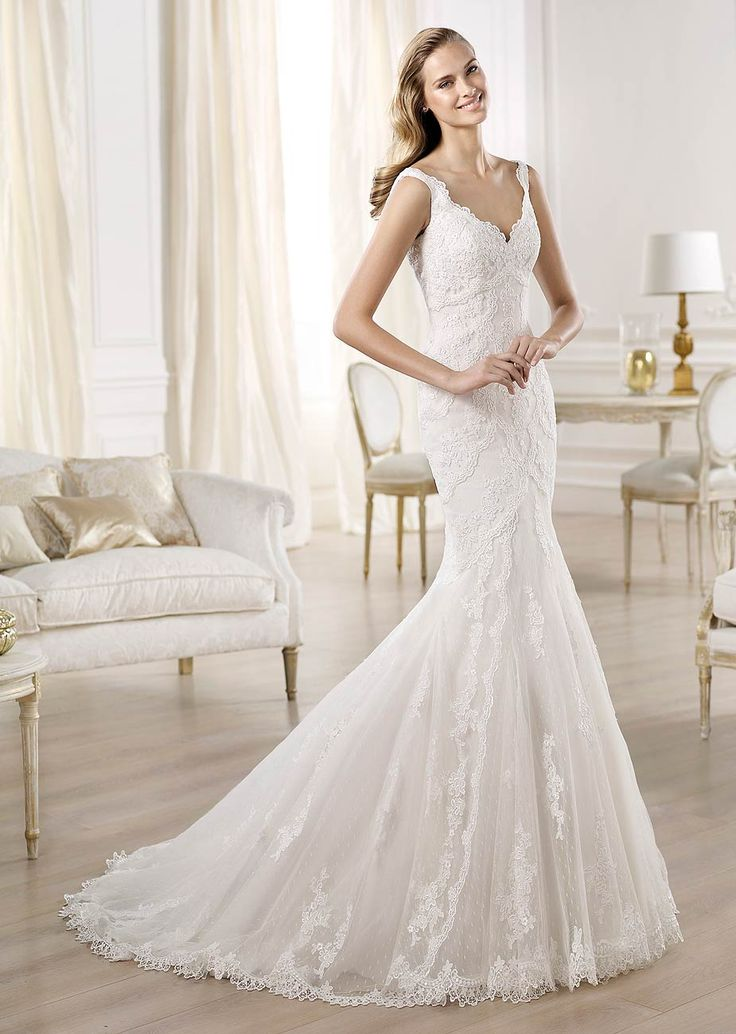 Ombu by Pronovias available at Teokath of London