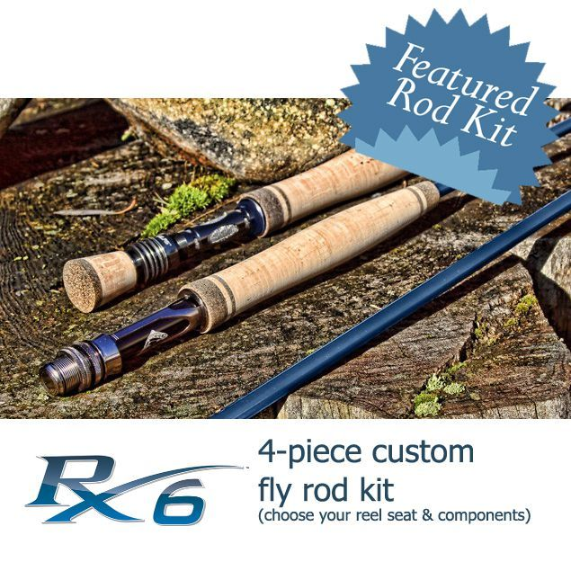 71 best custom fishing poles images on pinterest fly for Fishing rod building kits