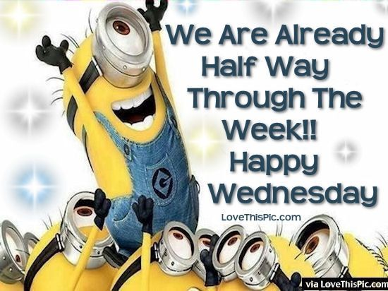 We Are Already Half Way Through The Week Happy Wednesday Pictures, Photos, and Images for Facebook, Tumblr, Pinterest, and Twitter
